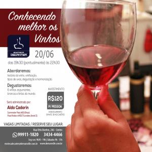 Introdução ao mundo dos vinhos em Joinville