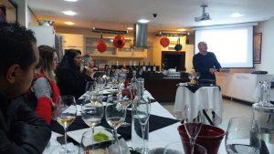 Curso intensivo de vinhos em Joiville
